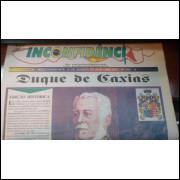 Jornal Inconfidência Ano XXIV Nº 254 Edição Histórica Duque de Caxias