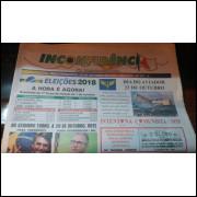 Jornal Inconfidência Ano XXIV Nº 257