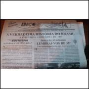 Jornal Inconfidência Ano XXIV Nº 258