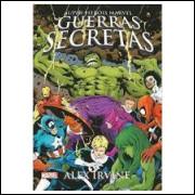 Guerras Secretas - Super-heróis Marvel