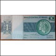 Cédula 1 Cruzeiro