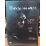 DVD Shadow Walkers - Stand Still And Die - Scored By Marillion