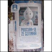 Revista Radis - Procura-se Zé Gotinha