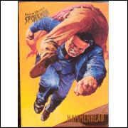 Card Hammerhead - Fleer Ultra Spider-Man