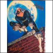 Card Black Cat - Fleer Ultra Spiderman