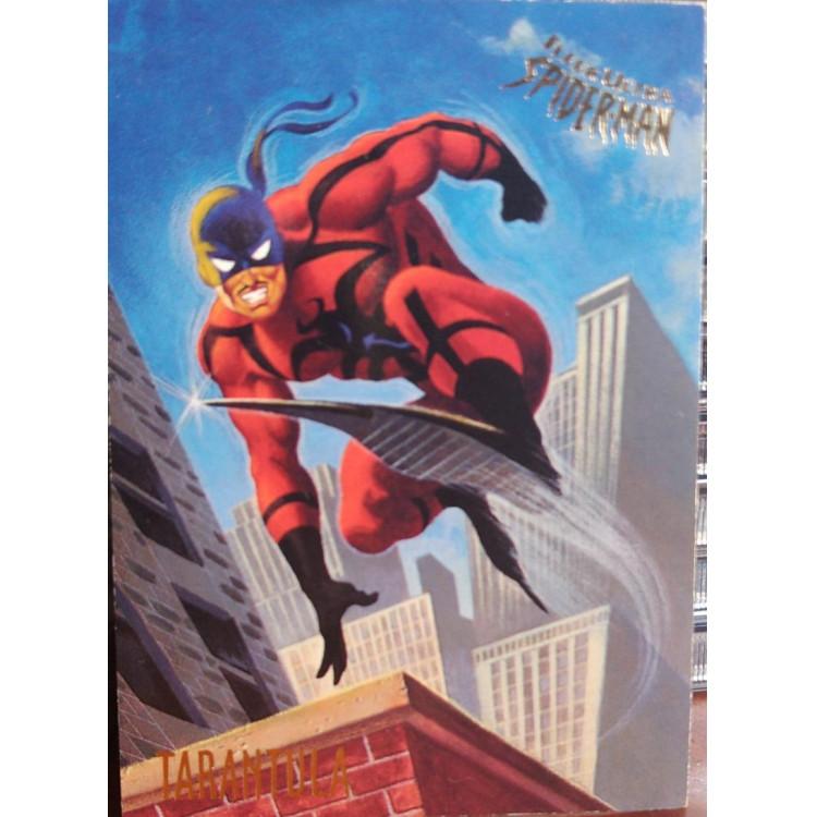 Card Tarantula - Fleer Ultra Spiderman