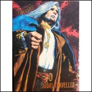 Card Judas Traveller - Fleer Ultra Spiderman