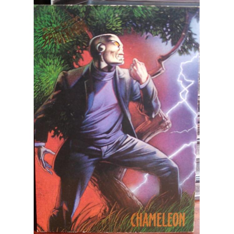 Card Chameleon - Fleer Ultra Spiderman