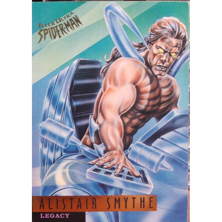 Card Alistair Smythe Legacy - Fleer Ultra Spiderman
