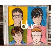 CD Blur - The Best Of - Importado EU