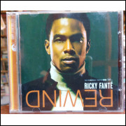 CD Importado Ricky Fanté - Rewind