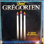 DIsco Vinil Chant Grégorien - Le Chant du Silence
