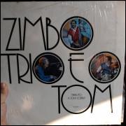 Disco Vinil Zimbo Trio e O Tom - Tributo a Tom Jobim - Volume 1