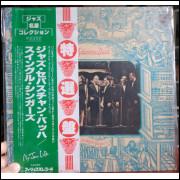 Disco Vinil Jazz Sebastien Bach - The Swingle Singers - Importado Japão
