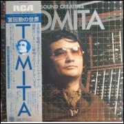 Disco Vinil Duplo Tomita - Sound Creature