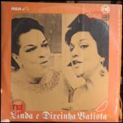 Disco Vinil Linda e Dircinha Batista - Nega Maluca