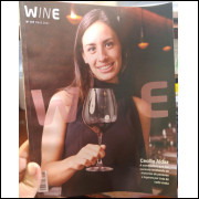 Revista Wine Nº 137 - Cecília Aldaz