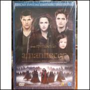 DVD Duplo Amanhecer Parte 2 - A Saga Crepúsculo