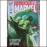 Universo Marvel Nº 38 - o Monstro Interior