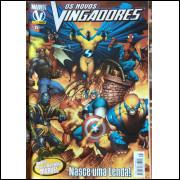 Os Novos Vingadores Nº 25 - Nasce uma Lenda