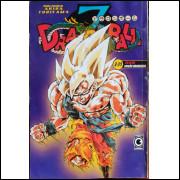 Mangá Dragon Ball Z Volume 21