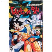 Mangá Dragon Ball Z Volume 19